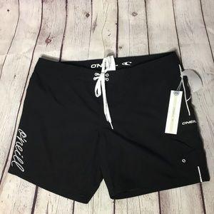 O'NEILL Atlantic black board swim shorts